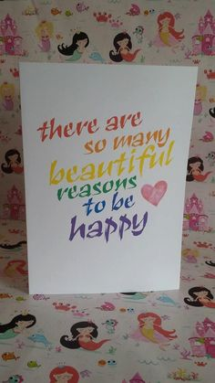 Beautiful Reasons Card by PrincessMooGifts on Etsy Greeting Cards, Unique Jewelry, Handmade Gifts, Beautiful, Etsy, Kid Craft Gifts, Craft Gifts, Costume Jewelry, Diy Gifts