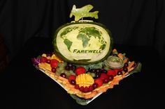 647-271-7971 Fruit Platters, Events, Cake, Desserts, Food, Fruit Trays, Tailgate Desserts, Deserts, Kuchen