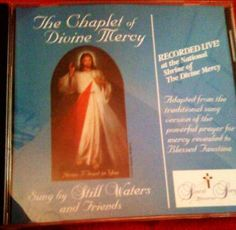 Lovely Chaplet of Divine Mercy cd  Www.backstagebargains.com