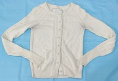 Cardigan Sweater Size S Button Front American Eagle Outfitters Lightweight  #AmericanEagleOutfitters #Sweater