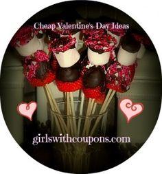 Cheap Valentine's Day Ideas http://www.girlswithcoupons.com/cheap-valentines-day-ideas/