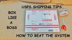How to Ship Ebay Items Cheap Using the Post Office. gm John 3:16