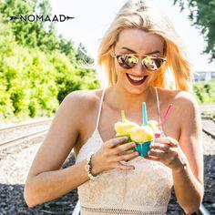 Souvenirs d'une belle journée entre amies !! Sans oublier nos bracelets préférer Nomaad ! Bracelets, Beautiful Day, Bangles, Bracelet