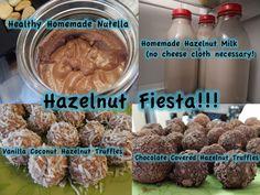 All things Hazelnut!