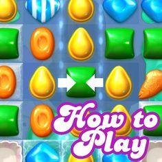 Learn the basics of Candy Crush Soda Saga so you can crush the levels like a champ! http://candycrushsodasagatips.com/how-to-play-candy-crush-soda-saga/