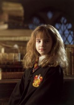 "Emma in ""Harry Potter And The Philosopher's Stone"""