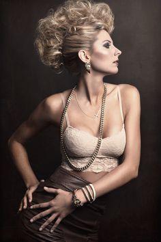 Katia Pershin Photography  Hair Stylist: Valerie Ricard Make up artist: Ariana Assadi Model: Stephanie from Angie's Models and Talent International