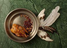 Love this slightly macabre food photography by Gustav Almestål.