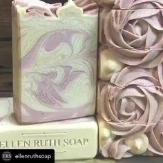 Handmade Soap Packaging, Handmade Soap Recipes, Soap Making Recipes, Handmade Soaps, Cold Process Soap, Home Made Soap, Crafts, Wood Branding, Branding Iron