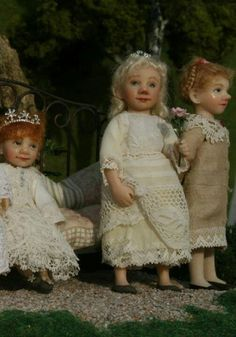 tiny dolls love those little faces