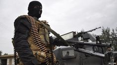 Islamic State attacks checkpoints in Iraq's Samarra - Source - BBC News - © 2014 BBC #ISIS, #Iraq
