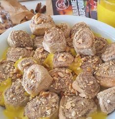 Karamellás-fahéjas csiga