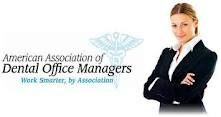 Great organization for dental office managers
