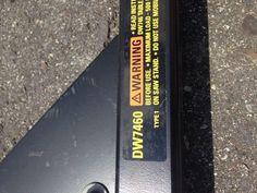 DIY  Tools Dewalt 746