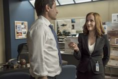 'The X-Files: Cold Cases' Teaser: David Duchovny & Gillian Anderson Return For Audio Reprise
