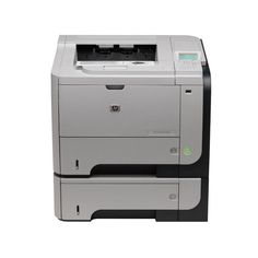 HP LaserJet P3015X Laser Printer Monochrome 1200dpi 1100-Sheets Duplex Ethernet USB CE529A#ABA