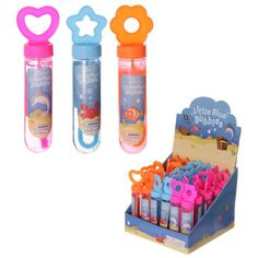 TY538 - Bolle di Sapone - Vita Marina | Puckator IT #partybag #kid #idee #compleanno #bambin