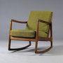Ole Wancher Rocking chair