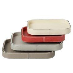 """""""Polo"""" rectangular trays"""