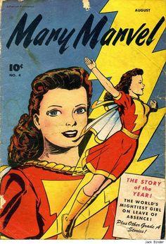 Good ol' Mary Marvel