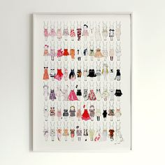 All The Pretty Dresses Poster