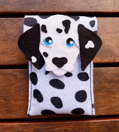 iPhone Case Dalmatian Dog Cell Phone Cover iPhone by LayonStore