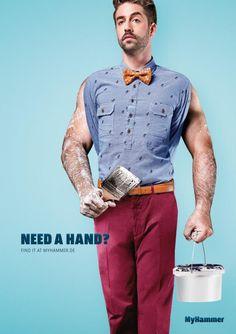 MyHammer: Need A Hand?, 2 http://adsoftheworld.com/media/print/myhammer_need_a_hand_2
