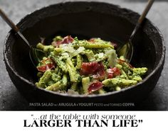 power goddess pasta salad