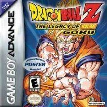 Dragon Ball Z Legacy Of Goku - Game Boy Advance Game