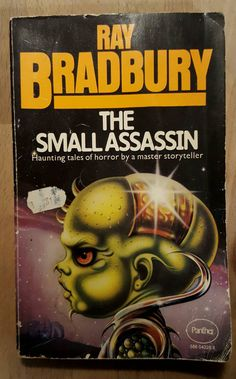 The SMALL ASSASSIN ~ Ray Bradbury ~ Vintage Paperback Book ~ Terror & Suspense Fiction ~ Short Story Anthology (Panther Books, 1976) by KossakPrincess on Etsy