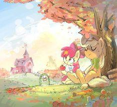 My Little Pony Comic, My Little Pony Drawing, My Little Pony Pictures, Mlp My Little Pony, My Little Pony Friendship, Applejack Mlp, Gifs, Little Poni, Ocean Wallpaper