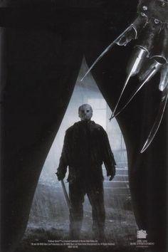 Freddy vs. Jason movie cover