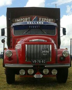 C Volvo, Trucks, Vehicles, Classic Trucks, Truck, Rolling Stock, Vehicle, Cars, Tools