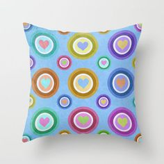 #Society6                 #love                     #Love, #love, #love...in #Powder #Blue #Throw #Pillow #Lisa #Argyropoulos #Society6                     Love, love, love...in Powder Blue Throw Pillow by Lisa Argyropoulos | Society6                                                    http://www.seapai.com/product.aspx?PID=1703404