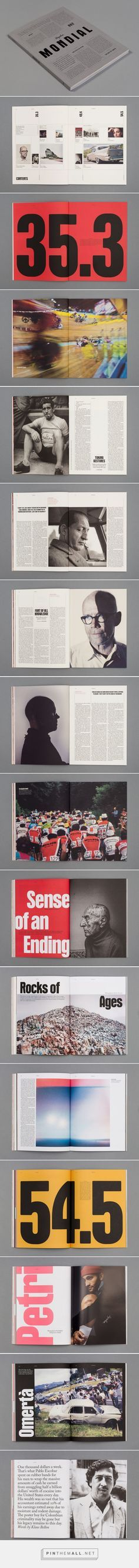 Rapha Mondial Issue Two — Alex Hunting Studio