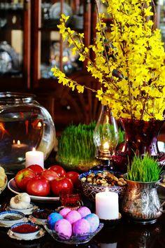 Happy Nowruz 1395/2016 from Persian Mama