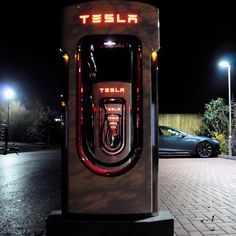 The route from London to continental Europe is now energized. The new Supercharger in Maidstone enables traveling to major cities like Paris, Amsterdam and beyond. #cars #tesla #engine #F4F #driver