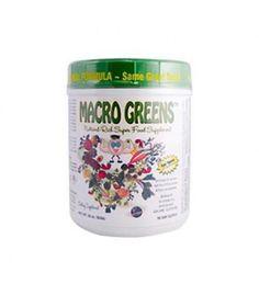 Buy online Latest MacroLife Naturals Macro Greens - 30 oz on Ergode.com
