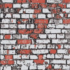 Brick Wall Background, City Photo