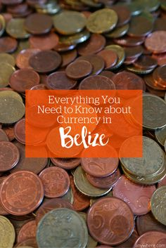 From managing exchange rates to local currency, here's everything you need to know about currency and money in Belize.