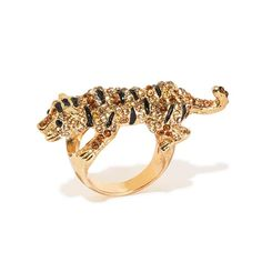Shiny goldtone metal with black, topaz and clear crystals. Regularly $20.00, shop Avon Jewelry online at http://eseagren.avonrepresentative.com