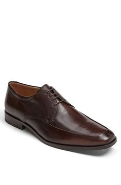 ECCO 'Decano' Apron Toe Derby available at #Nordstrom