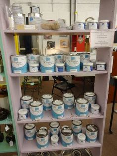 Farmhouse Paint and Finishes has arrived at Main Street Antique Mall. Stop in today to select the color that is perfect for your project - Product says No topcoat needed - no wax needed - easy to use!  ***** In Booth G21 at Main Street Antique Mall 7260 E Main St (east of Power RD on MAIN STREET) Mesa Az 85207 **** Open 7 days a week 10:00AM-5:30PM **** Call for more information 480 924 1122 **** We Accept cash, debit, VISA, Mastercard, Discover or American Express