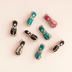 Apróság – Barankababra Pink, Accessories, Collection, Fashion, Moda, La Mode, Hot Pink, Fasion, Pink Hair