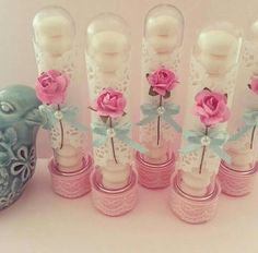 New baby shower souvenirs manualidades Ideas