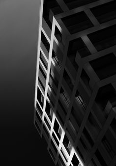 Black and White Architecture Photography by Nick Frank  1