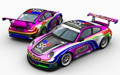 Deltec Racing Team Pink Livery-to support breast cancer. Breast Cancer Support, Racing Team, Porsche, Car, Pink, Automobile, Pink Hair, Porch, Autos