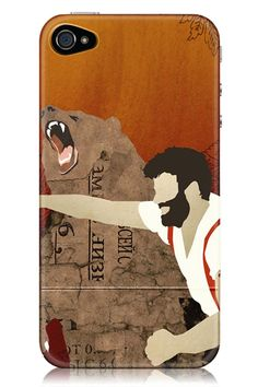 Sharp Shirter Haymaker iPhone 4/4S Case