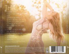 Caratula Trasera de Thalia - Amore Mio (Deluxe Edition)