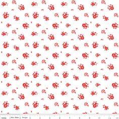 Tasha Noel - The Simple Life - Floral in Red